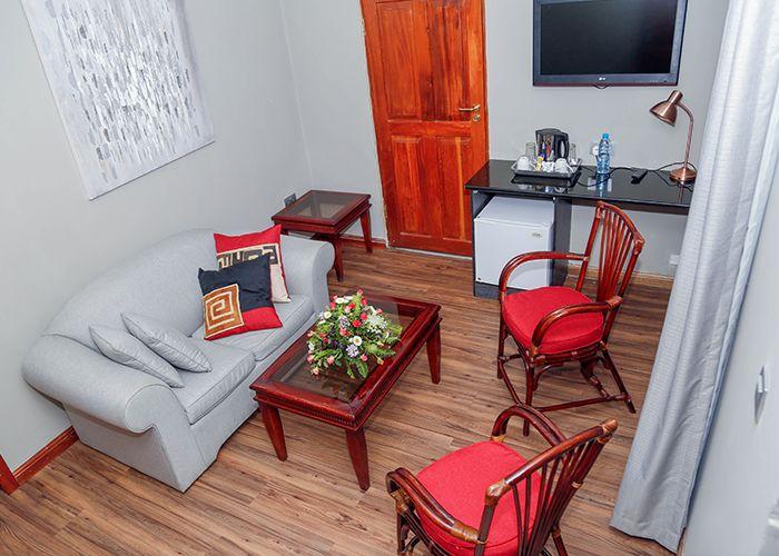 Chrismar Hotel Lusaka Image