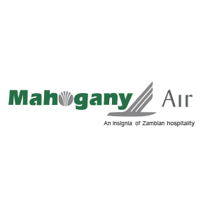 Mahogany AirLogo