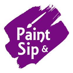Paint & SipLogo