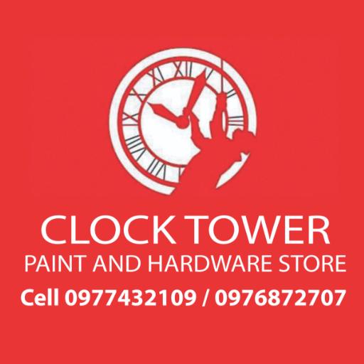 Clocktower Paint & Hardware Store